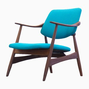 Vintage Lounge Chair by Louis van Teeffelen for Wébé