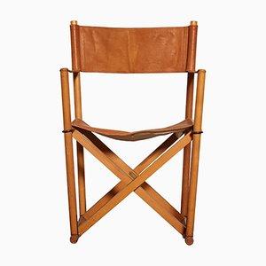 MK-16 Safari Chair von Mogens Koch für Interna, 1960er