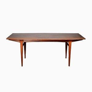 Table Fonseca Mid-Century en Afromosie par John Herbert pour A. Younger Ltd.