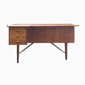 Vintage Boomerang Schreibtisch von Peter Løvig Nielsen für Løvig