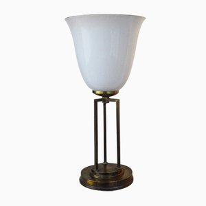 Lampada da tavolo Art Nouveau, anni '10