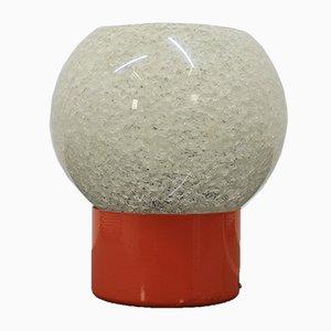 Lámpara de mesa era espacial pequeña, años 70
