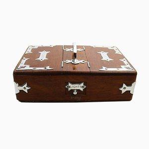 Humidor Companion Box, 1880s