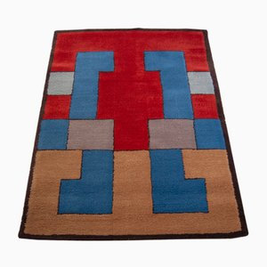Berlin Handmande Wool Rug from unosolo