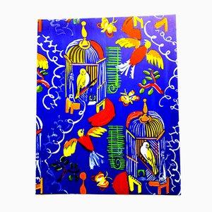 Litografia Birds di Raol Dufy, 1965