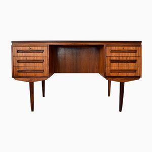 Danish Rosewood Desk by A.P. Svenstrup, 1960s