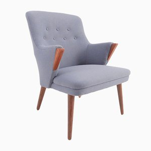 Mid-Century Rosewood Easy Chair