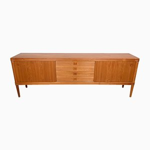 Teak Sideboard by H.W. Klein for Bramin, 1960s