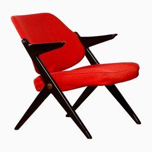 Vintage Triva Armlehnstuhl von Bengt Ruda für Nordiska Kompaniet