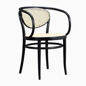 Bentwood Model 210R Chair by Michael Thonet for Thonet, 1985