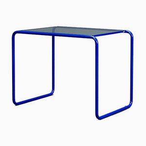 Tavolino Bauhaus B9 b di Marcel Breuer per Thonet, anni 80'