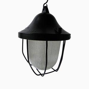 Lámpara de metal, años 60