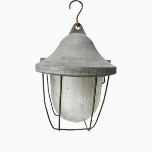 Lampe à Suspension Vintage en Métal, 1960s