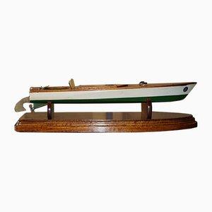 Uhrwerk in Schnellboot-Optik von Kellner Hans - Georg, 1930er