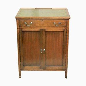Antique Edwardian Mahogany Clerks Standing Desk
