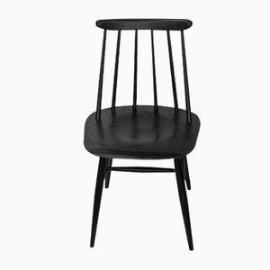 Mid-Century Finnish Side Chair by Ilmari Tapiovaara