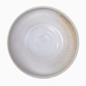 Cream Jean-Eudes Plate from Studio Tandem, 2018