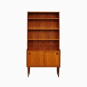 Dänisches Vintage Bücherregal
