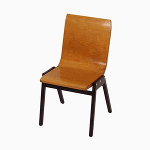 Beech Dining Chair by Roland Rainer, 1956