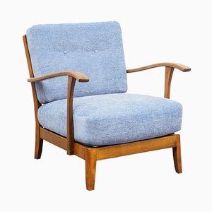 Beech Lounge Chair, 1950s