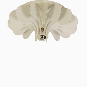 Lampada da soffitto Bolide di Herman Sneyders de Vogel per RAAK, anni '60