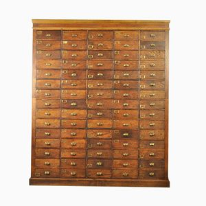 Yorkshire Station Bank of Drawers, 1920s
