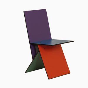 Silla Vilbert de Verner Panton para IKEA, años 90