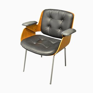Vintage D48 Conference Armchair by Hans Könecke for Tecta
