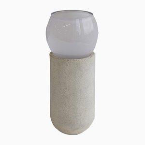 Mittelgroße pinke Vase aus der Nordic Mood Kollektion von Ekin Kayis