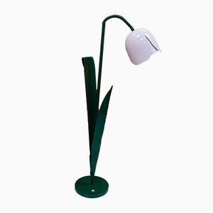 Lampada da terra Tulip Pop Art di Bliss, 1984