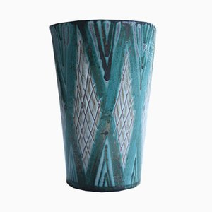 Große Vase von Robert Picault, 1950er