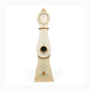 Antike schwedische Mora Uhr, 1814
