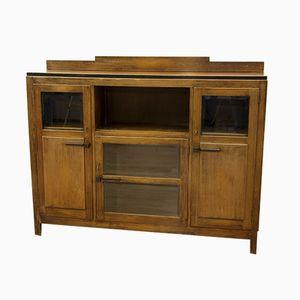 Dutch Oak Cabinet, 1930s