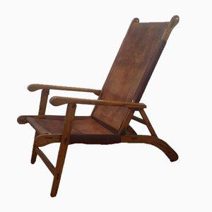 Mid-Century Adjustable Armchair