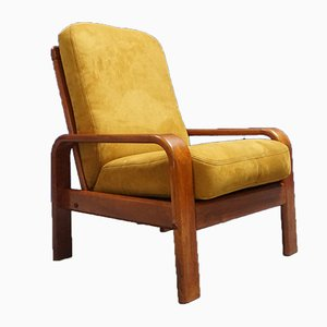 Dänischer Sessel aus Teak, 1970er