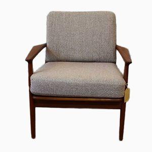 Lene Teak Easy Chair by Arne Vodder for Vamø, 1950s