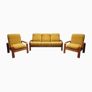 Danish Living Room Set, 1960s