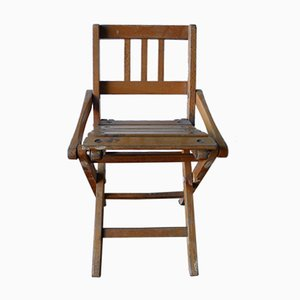 Vintage Folding Children's Chair by Brevetti Regutti