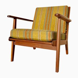 Vintage Scandinavian Lounge Chair