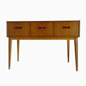 Mid-Century Swedish Teak Drawer Cabinet, 1960s