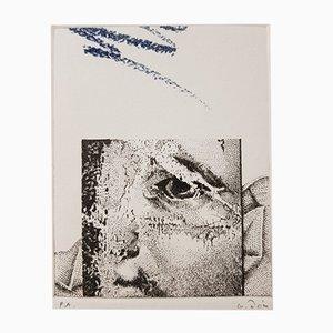 Artist's Proof Radierung von Boix Manolo, 1990er