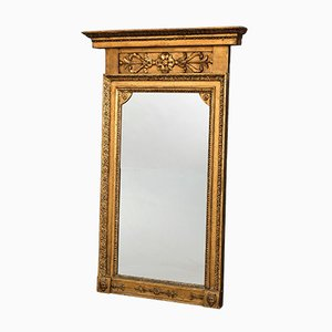 Antique Swedish Empire Mirror