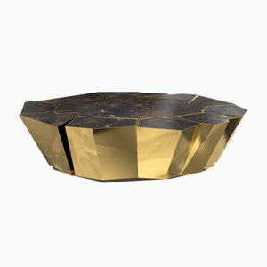 Crackle Center Table from Covet Paris