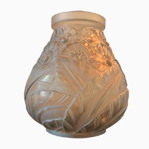 Art Deco Vase von Daum & Cie, 1930er