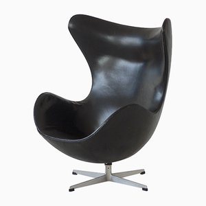 Egg chair di Arne Jacobsen per Fritz Hansen, 1963