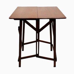 Tavolo pieghevole edoardiano di Hatherley, anni '10