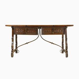 Spanischer Tisch, 18. Jh.