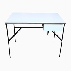 French Office Desk by Pierre Paulin for Thonet, 1950s