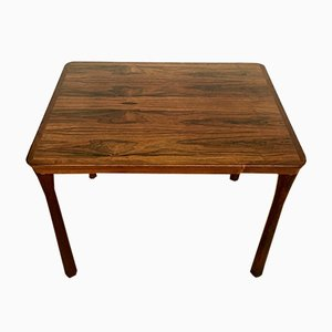 Rio Rosewood Colorado Side Table by Folke Ohlsson for Tingströms, 1960s