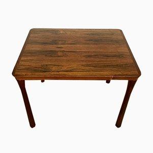 Tavolino da salotto Colorado in palissandro brasiliano di Folke Ohlsson per Tingströms, anni '60
